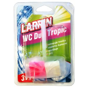 01041-Larrin WC závěs Duo Tropic 40g