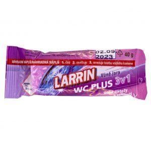 LARRIN WC PLUS 3v1 Vůně jara