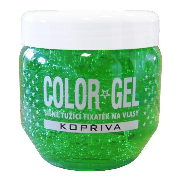 02074 Color gel na vlasy s kopřivou 400ml