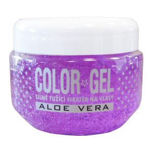 02097 Color gel na vlasy s aloe vera 175ml