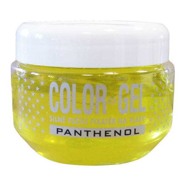 02098 Color gel na vlasy s panthenolem 175ml