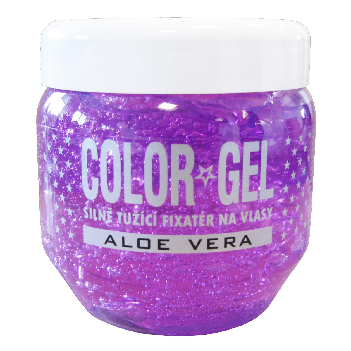 02099 Color gel na vlasy s aloe vera 400ml