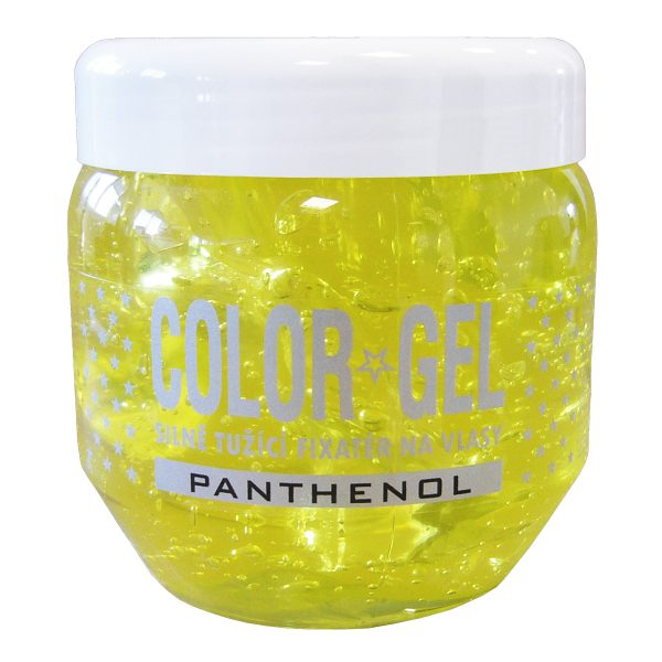 02100 Color gel na vlasy s panthenolem 400ml