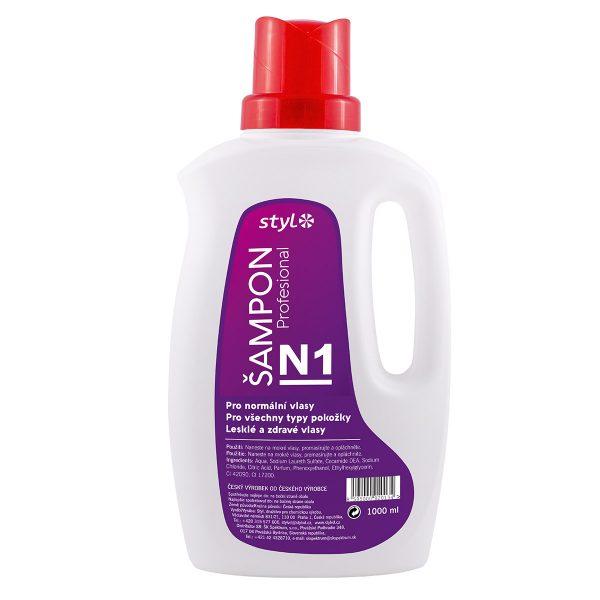 Šampon na vlasy N 1 PROFESIONAL, 1000ml