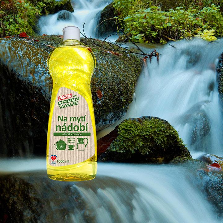 Ekologická řada Green Wave myslí na přírodu