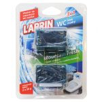 01458 Larrin WC Blok Mountain fresh, 2x50g Larrin WC Blok Mountain fresh, 2x50g