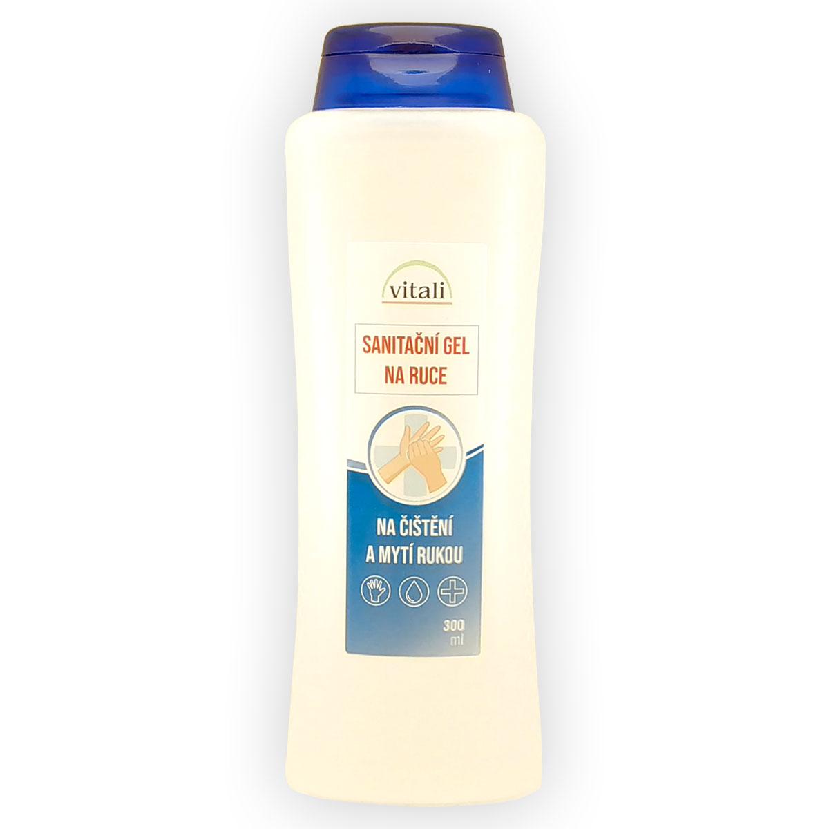 02173 Sanitační gel na ruce 300ml