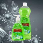 Vitali Hygienické tekuté mýdlo s antibakteriální přísadou 300 ml 1000ml